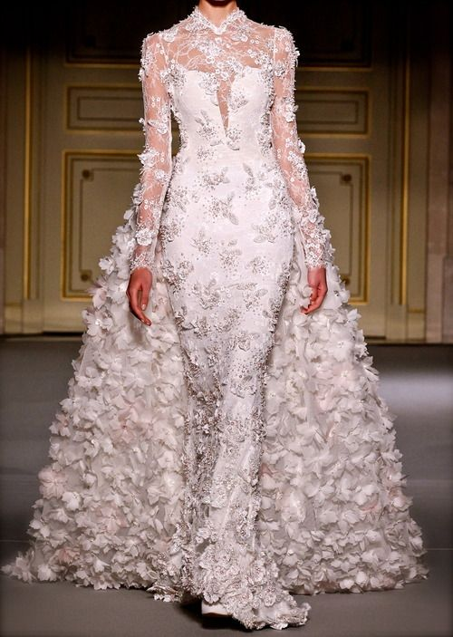 Tumblush | chiffonandribbons: Georges Hobeika Couture S/S ...
