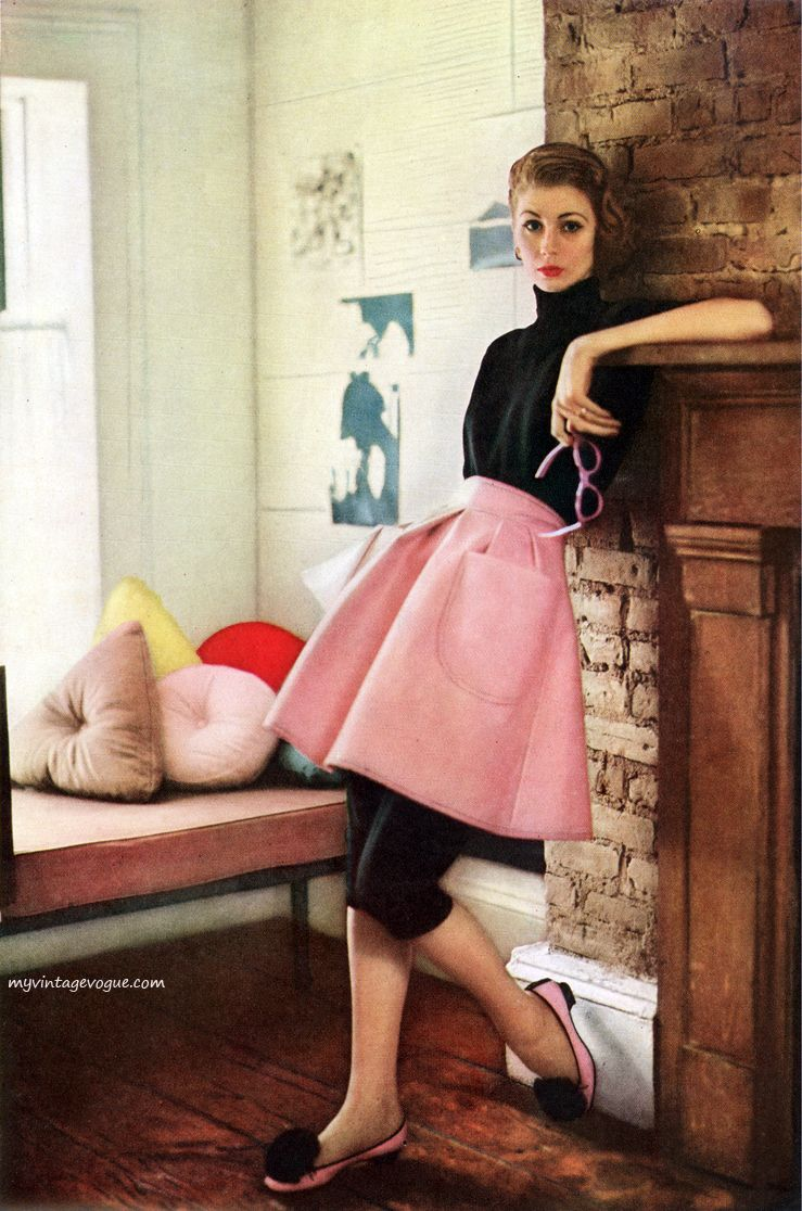 charm-magazine-november-1951   Fashion   Inspiration   Pinterest ...
