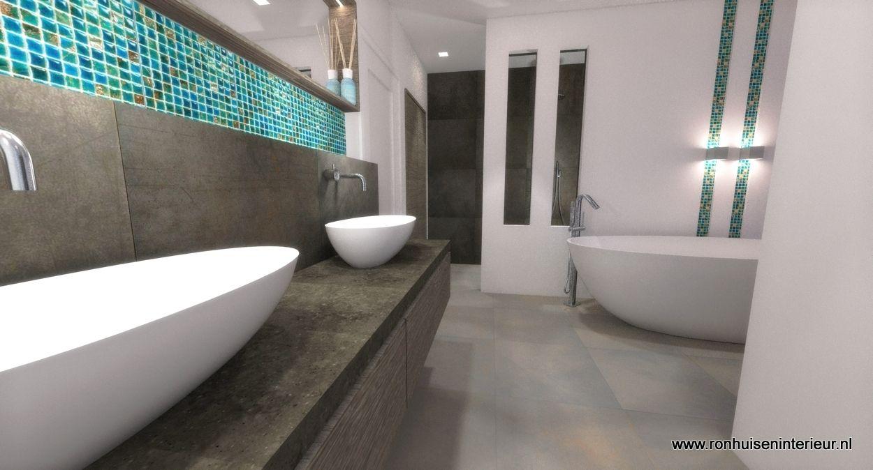 Mozaiek Badkamer Tegels : Mozaiek badkamer ecosia