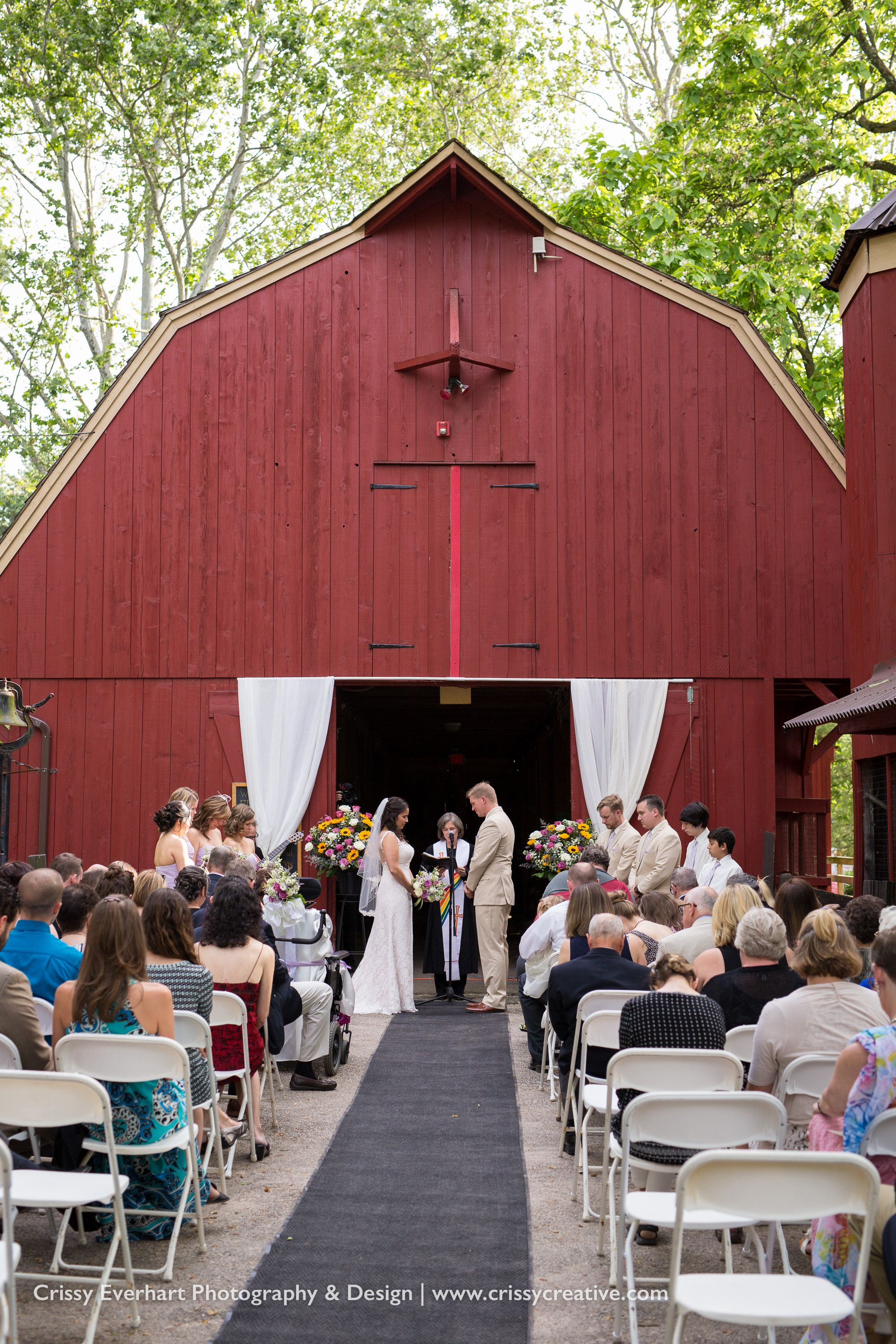 Elmwood Park Zoo Offers Many Different Ceremony Locations To Suit