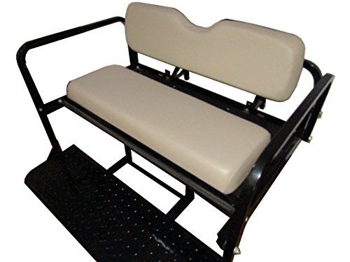 Golf Carts Ideas Yamaha Drive Flip Flop Rear Seat Kit Fits Yamaha