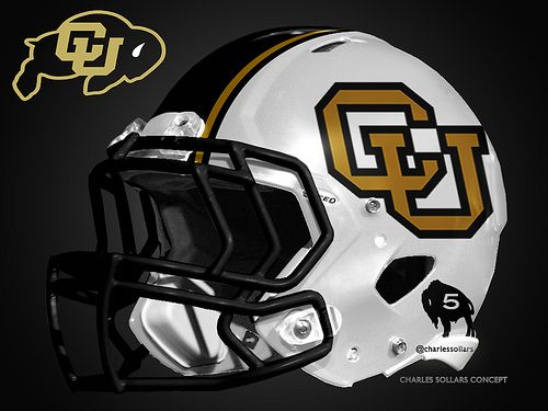 Buffs 53 Kevin Corke Cuequipment Gallowayjt Colorado Nike Pac12 Mark Martinez Katelyn S Football Helmets College Football Helmets Cool Football Helmets