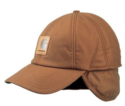 17562b1bfbe Carhartt Force Ear-Flap Cap - Carhartt Brown - L XL