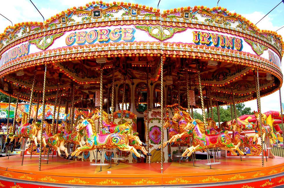 Carousel1 Jpg 980 651 Pixels Carousel Fun Fair Merry Go Round