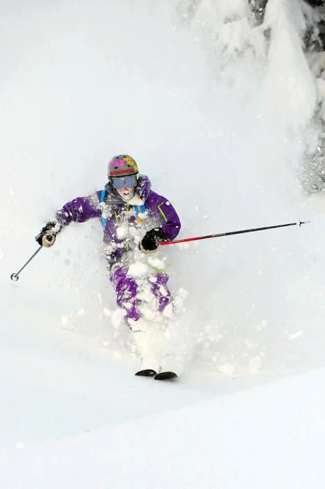 The locals in Courchevel think that 2013 has been the best season for over 30 years