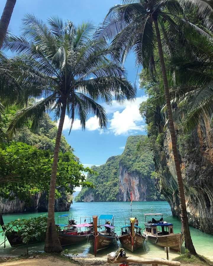 Paradise Island: Paradise Island, Krababi, Thailand