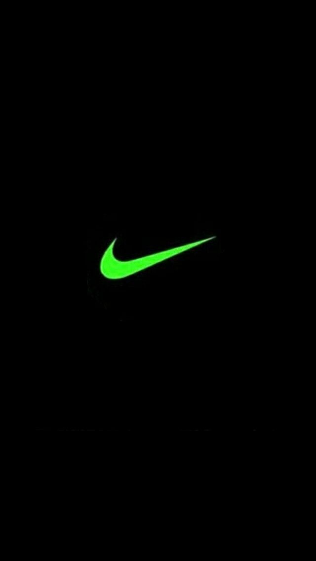 nike iphone wallpaper black