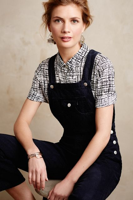 c10413b7364 Alexa Chung for AG Tennessee Overalls - anthropologie.com
