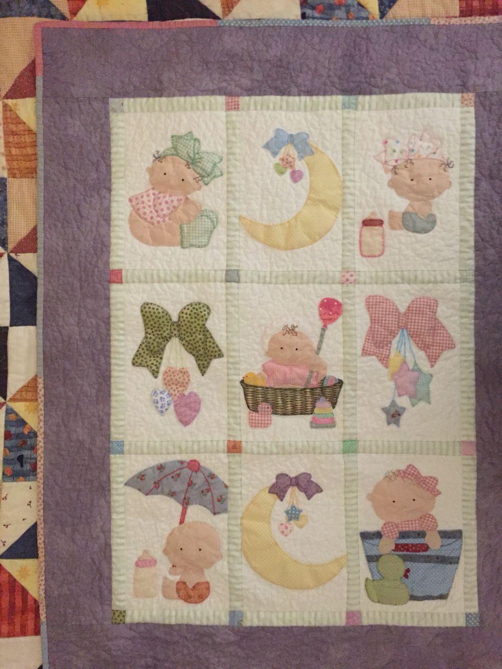 Colchita de bebe cosas hechas por mi de patchwork - Patrones para colchas de patchwork ...