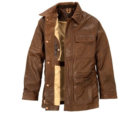 Preconcepción Borde Suyo  Men's Earthkeepers® Abington Leather Field Coat - Timberland | Leather  jacket men, Mens outfits, Field coat