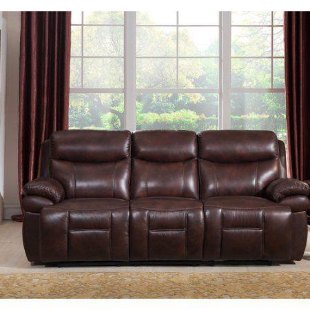 Amax Sanford Reclining Sofa Recliningsofa Leather Reclining Sofa Reclining Sofa Sofa