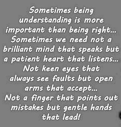 Being Understanding Quotes Quote Meaningful Quotes Loving Quotes