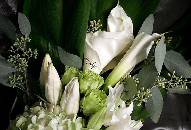 Personalised Wedding Flowers