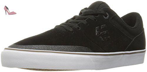 Etnies - Rap Ct, Zapatillas de Skateboard Hombre, Negro (Cinnamon), 38 EU