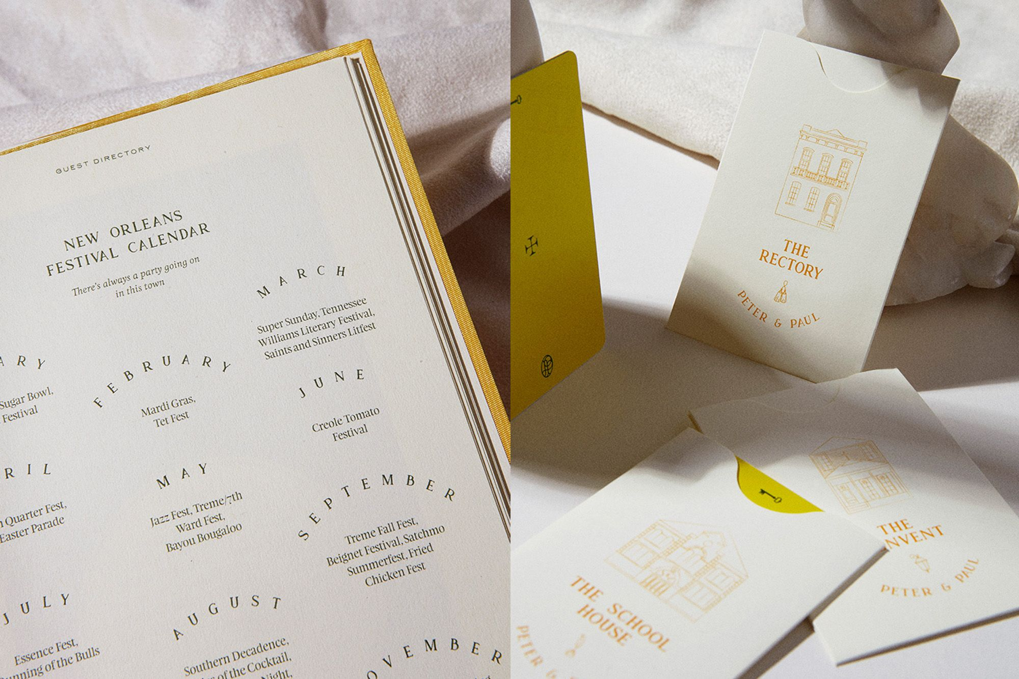 Alizee Freudenthal S Identity For Hotel Peter Paul Evokes The