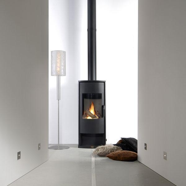 New Faber Vaska Free Standing Balanced Flue Stove Gas Stove Fireplace Gas Fire Stove Freestanding Fireplace