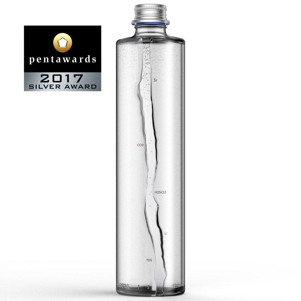 Silver Pentaward 2017 Beverages Kurzkurzdesign