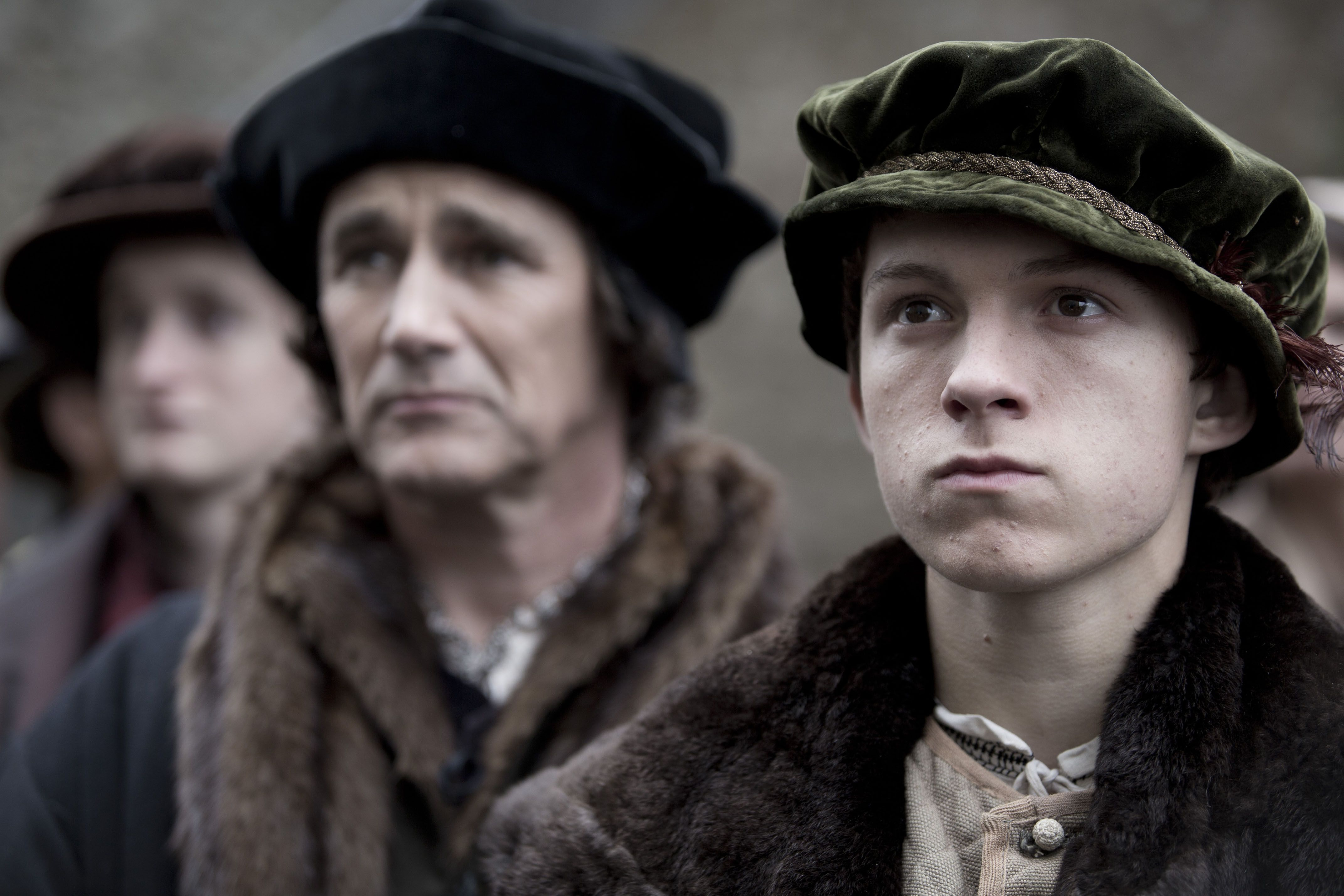 Image result for tom holland wolf hall images