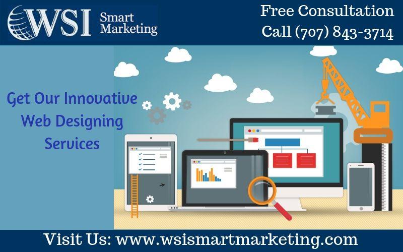 Website Design Company In Santa Rosa Wsismartmarketing Com Website Design Company Website Design Web Design