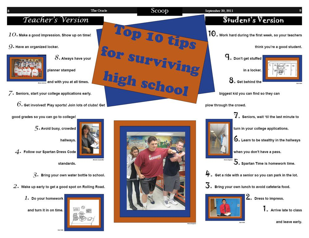 10 tips for high school dating