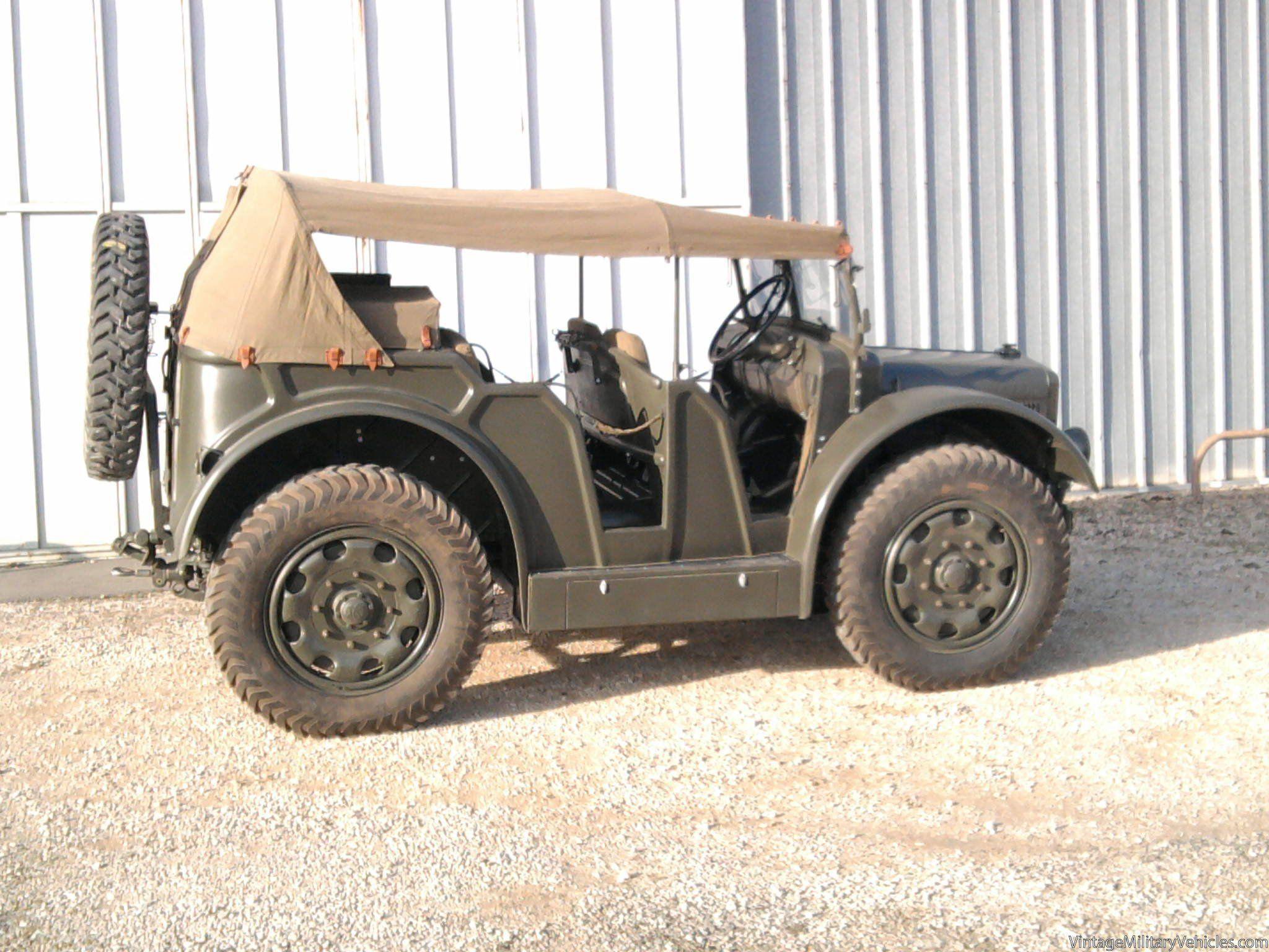 Fiat Garage Arnhem : Fiat spa tl g  military vehicles