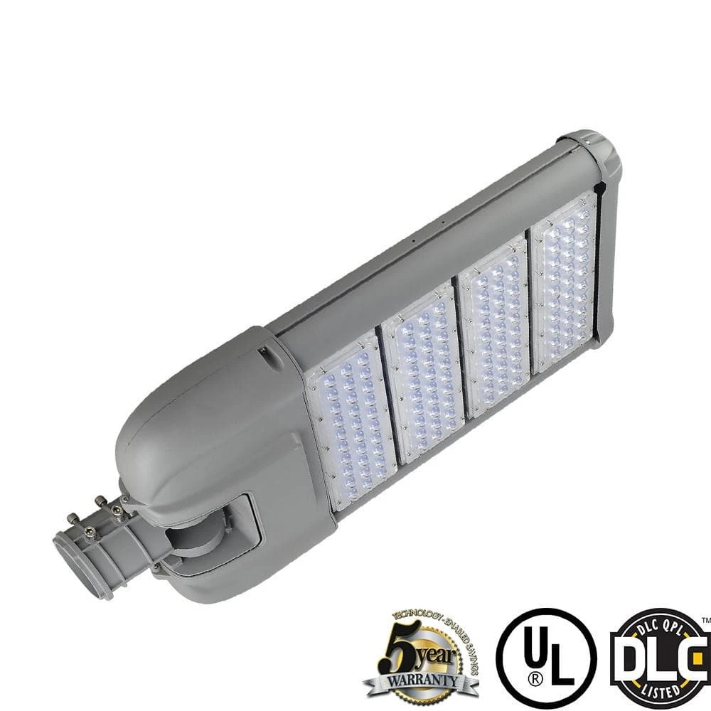 Philips 200 Watt Led Street Light 26000lm Outdoor Waterproof In 2020 Led Street Lights Led Parking Lot Lights Led Lighting Solutions
