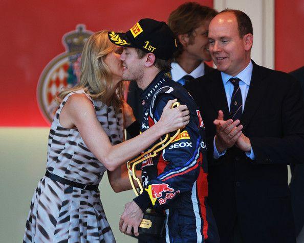 Sebastian Vettel And Prince Albert Photos Photos F1 Grand Prix Of Monaco Qualifying Grand Prix Red Bull Racing Prince Albert