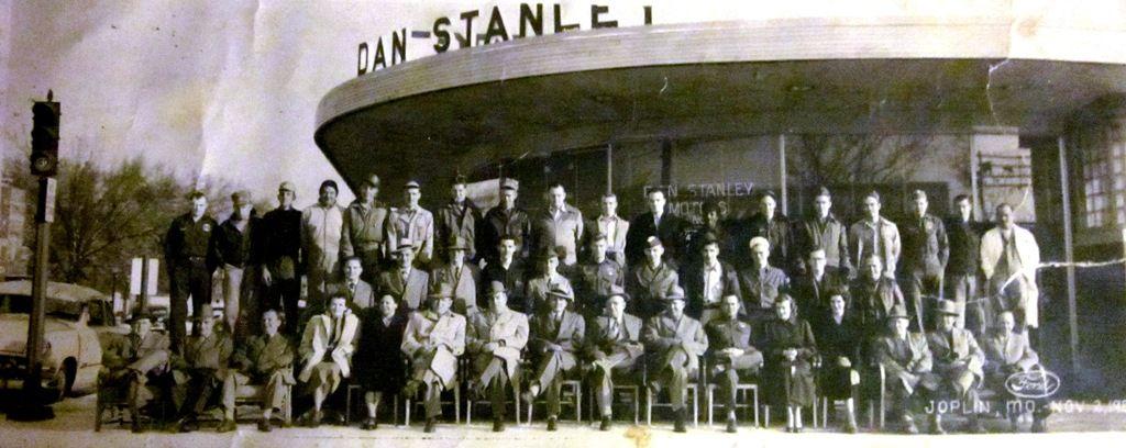 Dan Stanley Ford Dealership 817 Joplin Ave 1951 Joplin