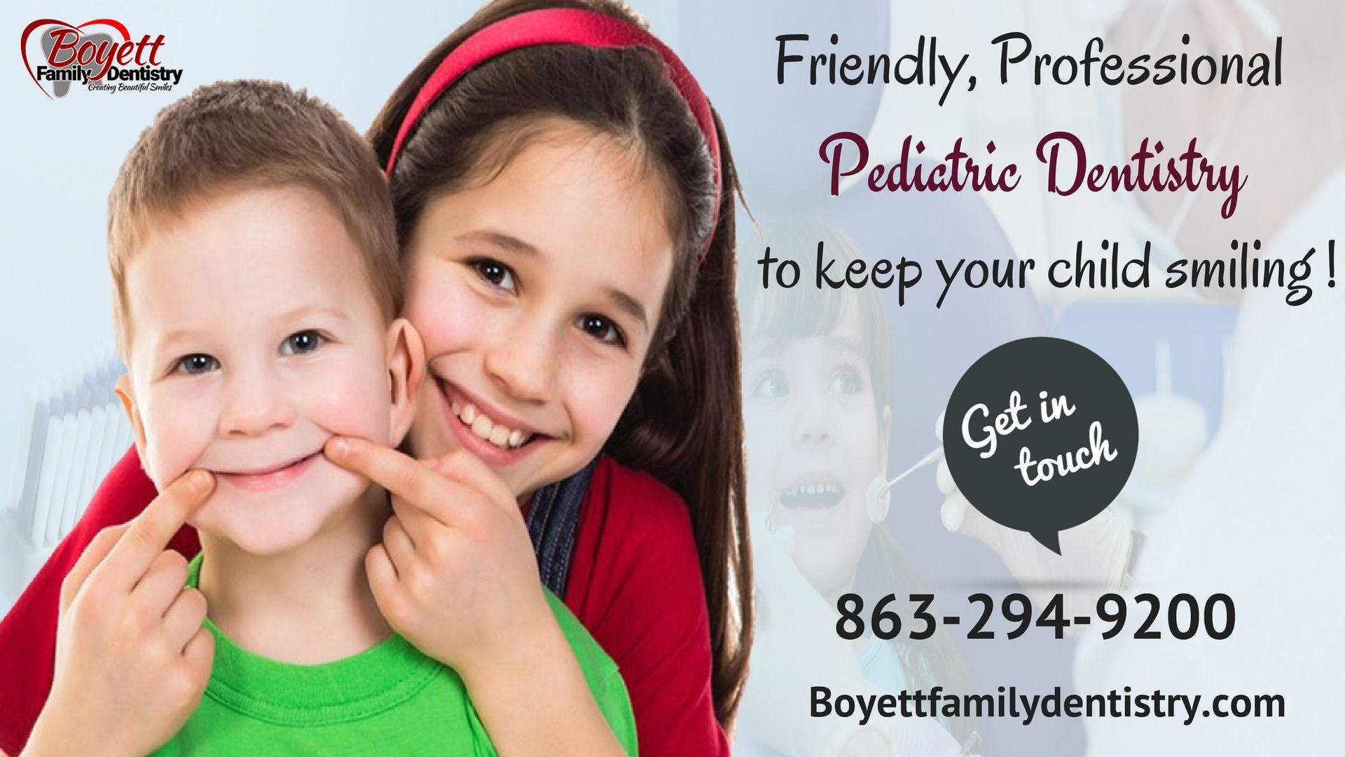 Pediatric Dentist in Winter Haven FL Pediatric dentist