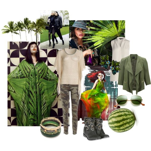 """Jungle Fever"" by marmelady on Polyvore"
