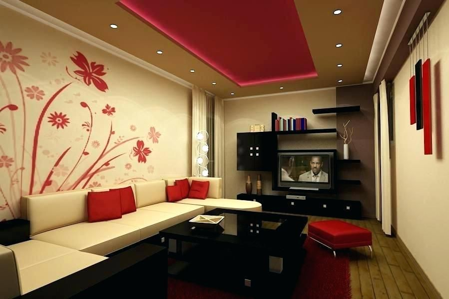 Interior Home Colours Colour Design Hall Room White Walls Living Room Luxury Living Room Living Room Red