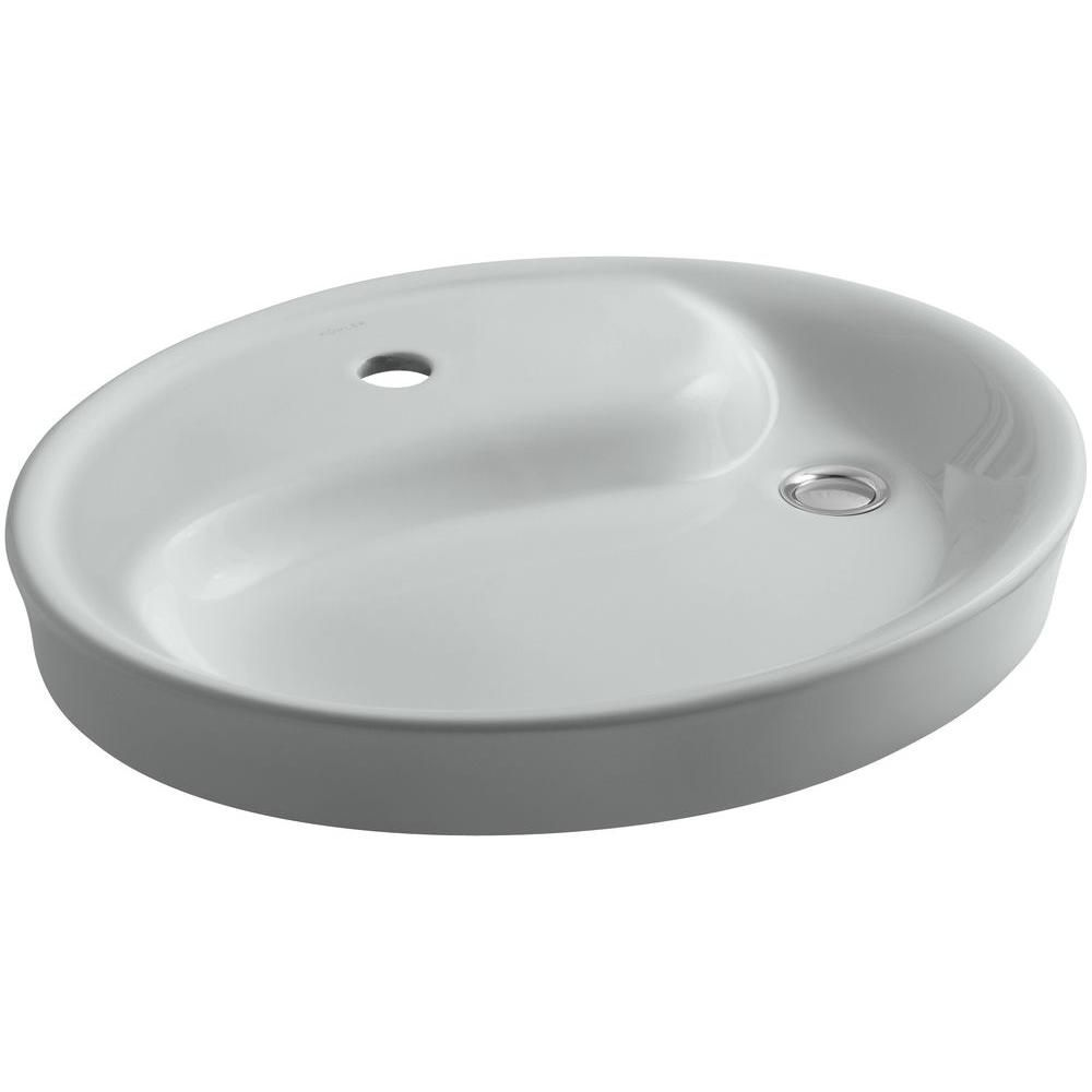 Kohler Yin Yang Drop In Bathroom Sinks Sink Bathroom Sink