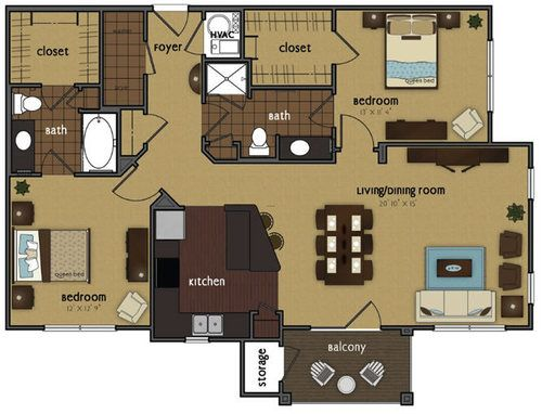 luxury apartments plan. Luxury Apartment Floor Plan  Simspo Pinterest floor