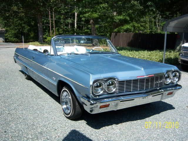 1964 Chevy Impala Droptop Lowrider Cars Chevy Impala Impala