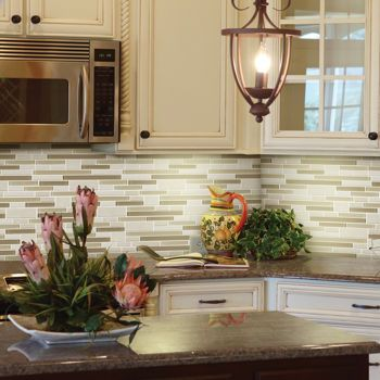 Golden Select Glass And Stone Mosaic Wall Tile Sahara Stone Mosaic Wall Mosaic Wall Tiles Diy Countertops
