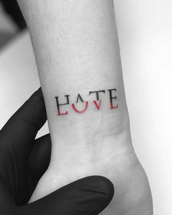 Photo of Kleine Tattoos zum Nachahmen, denn weniger ist mehr  Wandern #diybesttattoo – diy best tattoo ideas