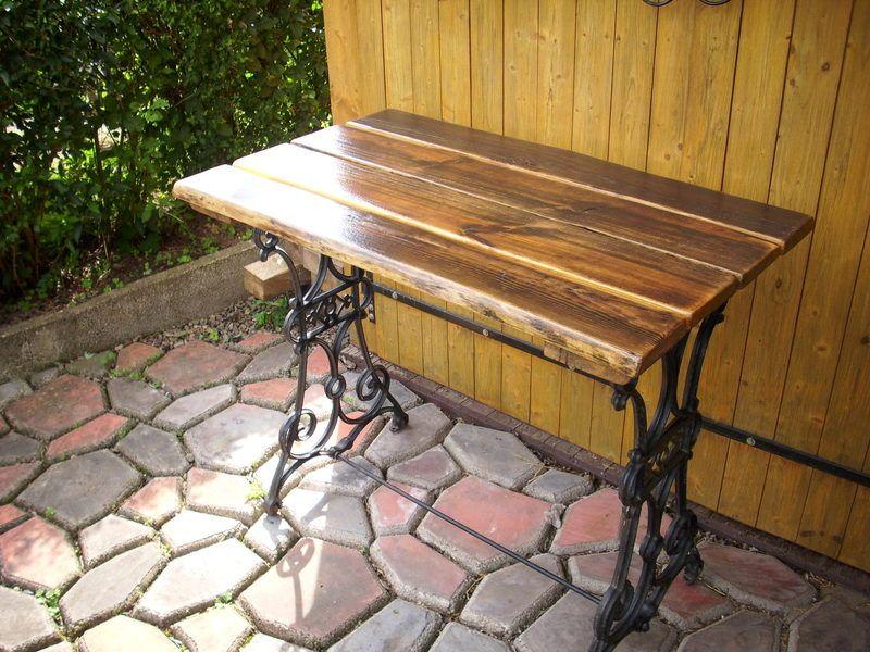 Werken Bauen Diy Anleitungen Gartentisch Tisch Esstisch