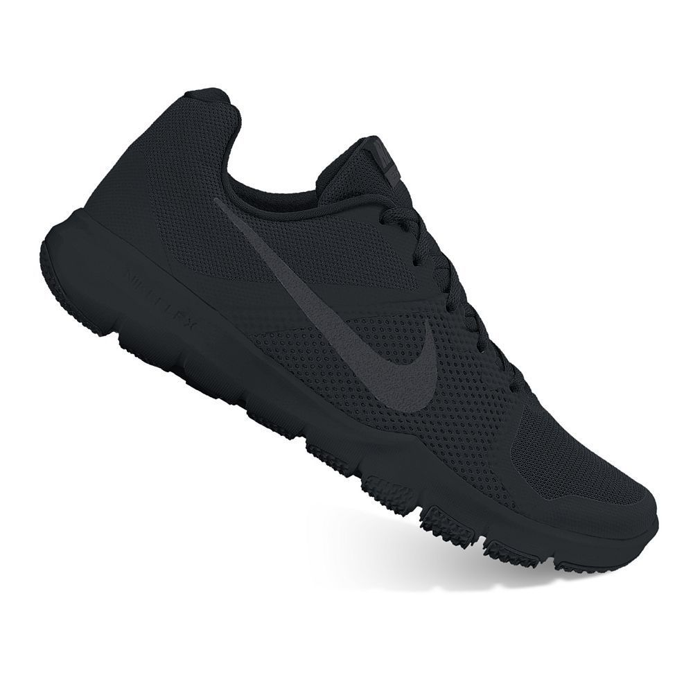 separation shoes 7c257 2b9ec Nike Flex Control Men s Cross-Training Shoes, Size  7.5, Black