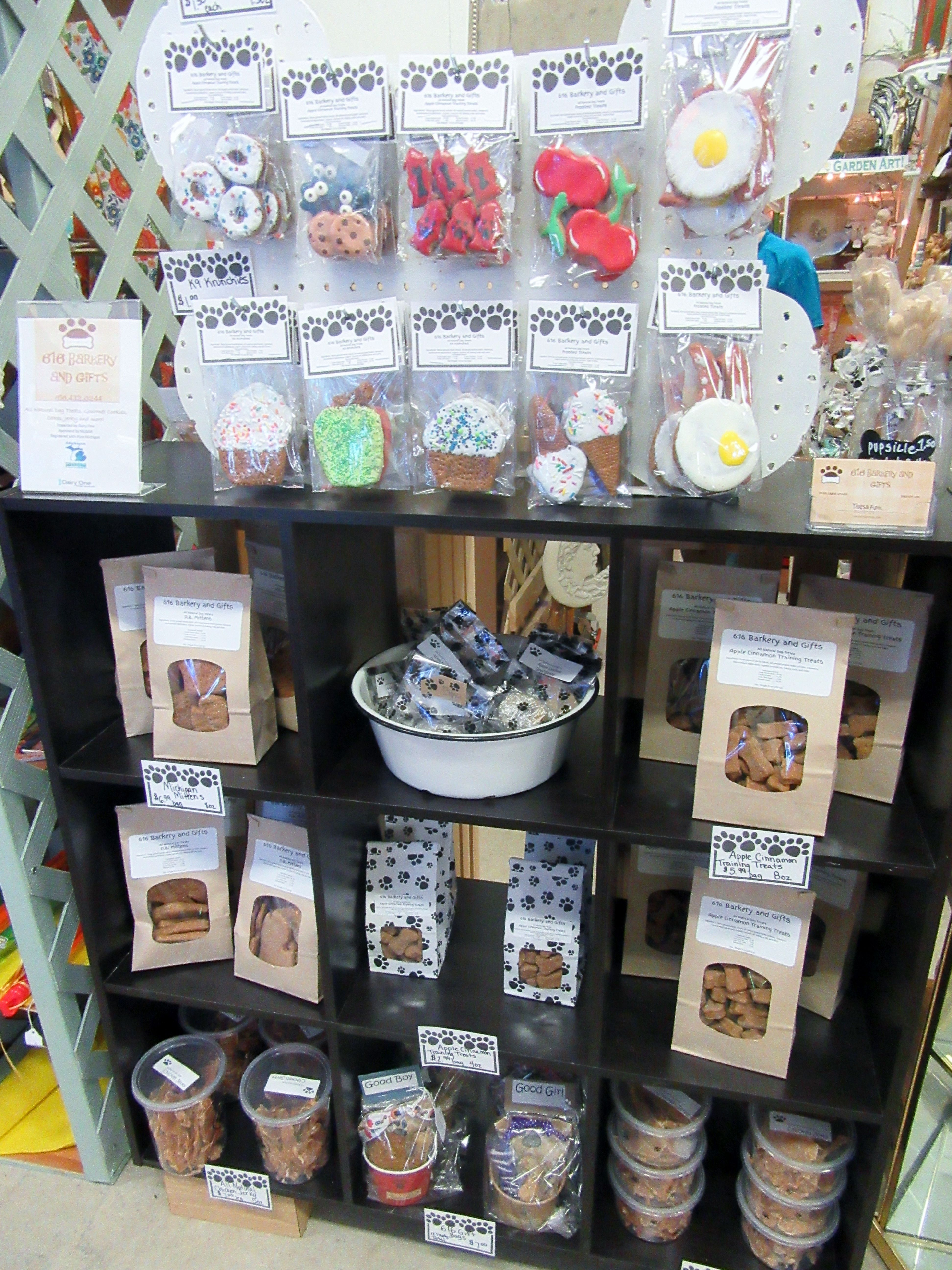 616 barkery and gifts your complete dog treat and gift