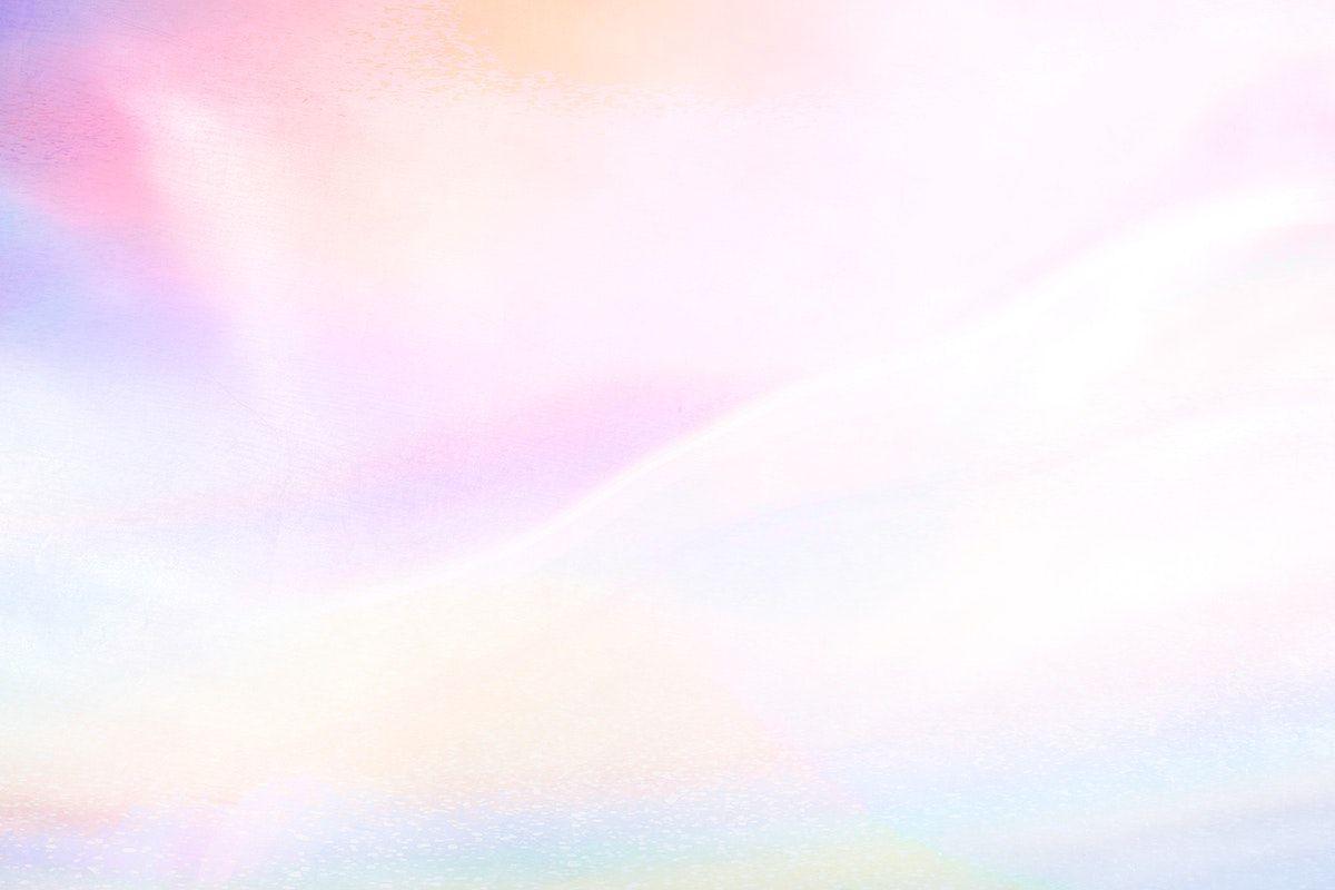 Download premium illustration of Light pink hologr...