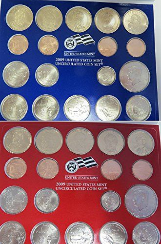 2009 DENVER UNITED STATES MINT UNCIRCULATED COIN SET