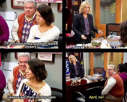 Parks And Recreation Season Six Episode 5 Gin It Up I Wanna Put