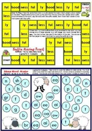 photo regarding Printable Reading Fluency Games named printable looking at video games towards enhance fluency Intervention
