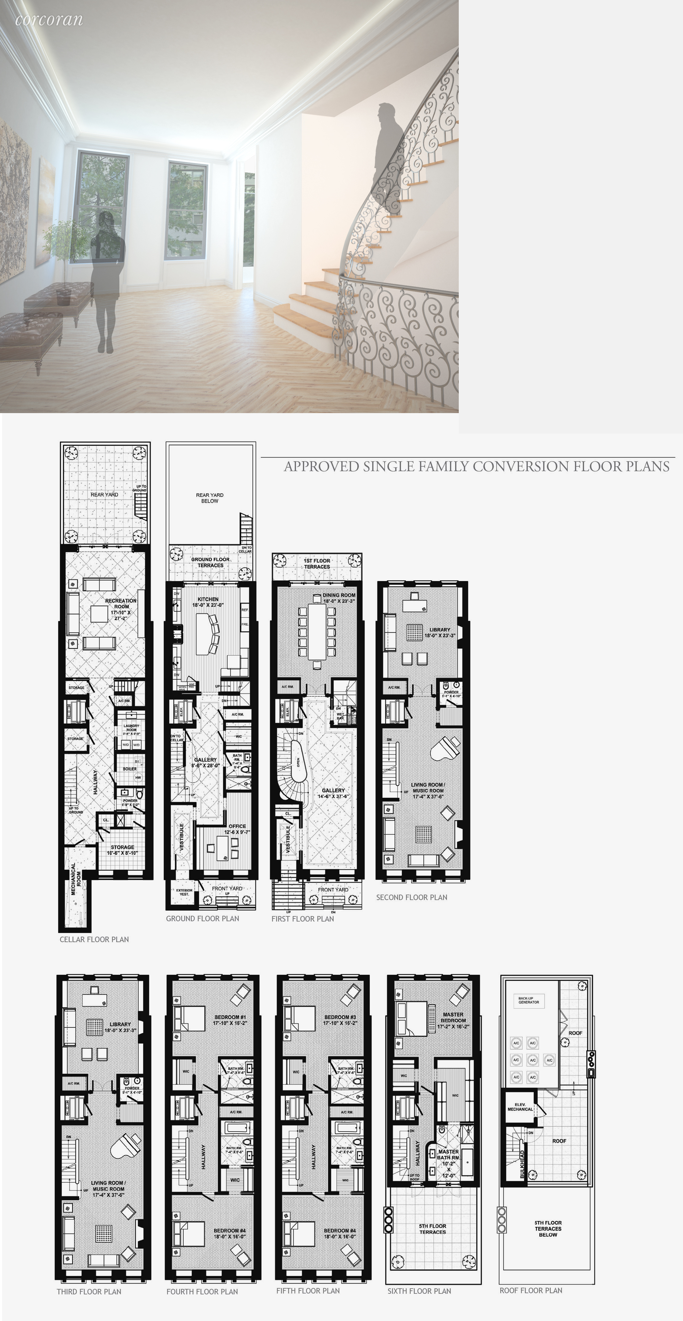 53 East 67th Street Between Madison Avenue And Park Avenue Townhouse Modern House Floor Plans Sims House Design Apartment Floor Plans