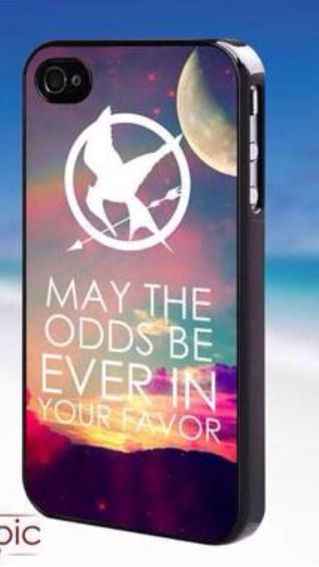 hunger games coque iphone 6