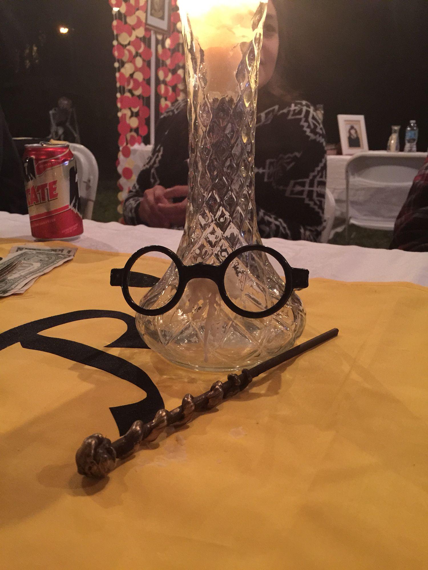 Harry Potter Centerpieces