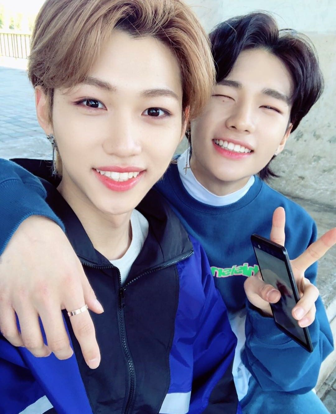 TEST: Felix or Hyunjin?  Which SKZ idol would fall in love with you?