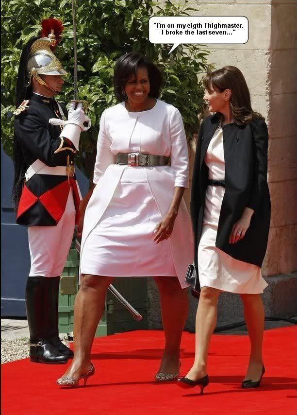 Assured, that photos michelle obamas ass thanks