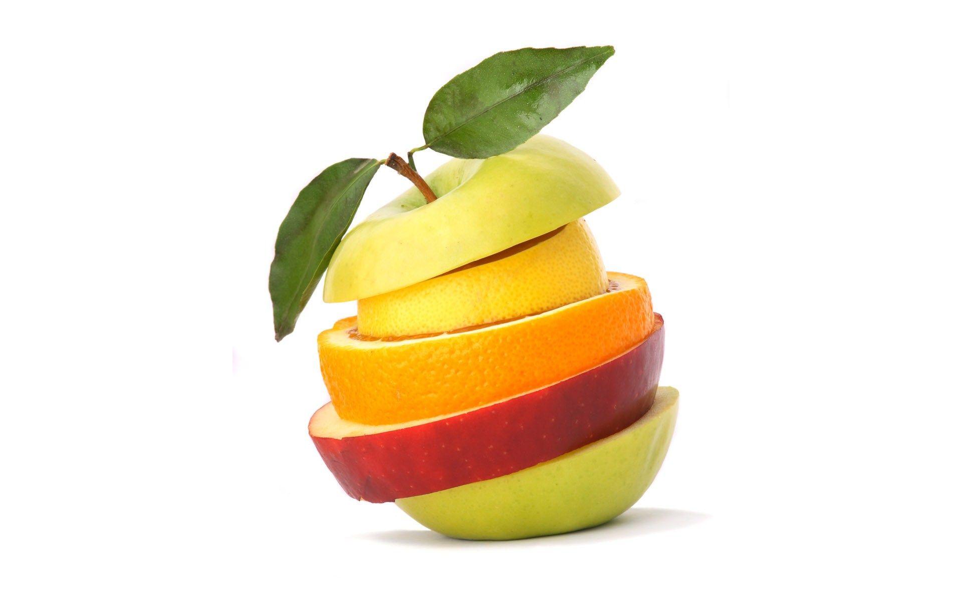 Healthy Fresh Apple Cake