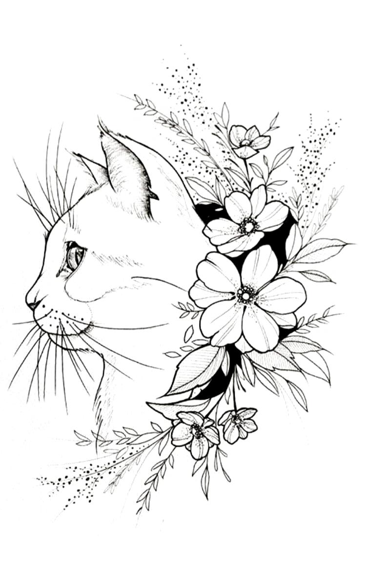 Chic Small Cat Tattoos Design Ideas For Elegant Lady Chic Small Cat Tattoos Design Ideas For Elegant Lady In 2020 Cat Tattoo Small Cat Tattoo Designs Cat Tattoo